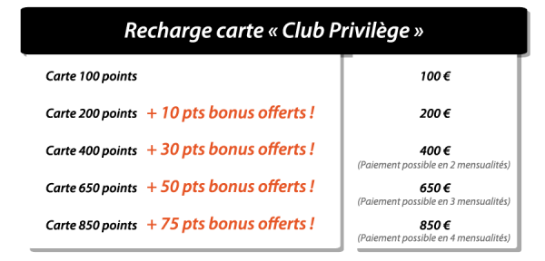 Recharge-carte-club-privilege
