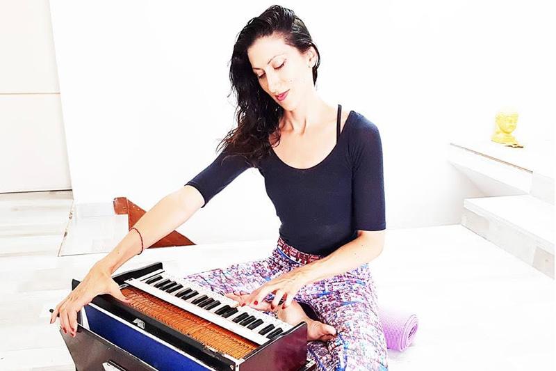 Photo Lucie Coach Yoga